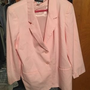 Sag Harbor Dress Jacket Size 18W